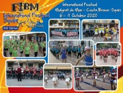 XXI FIBM Festival for Music Bands and Majorettes - Costa Brava, Malgrat de Mar, Spain